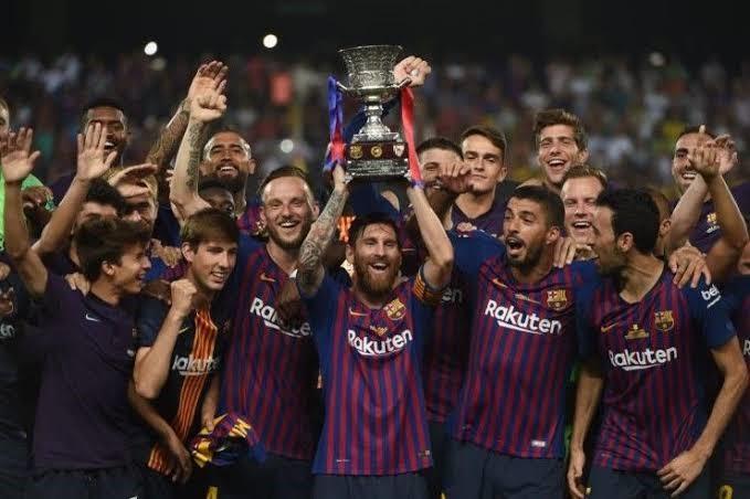 บาร์เซโลนา ทีมดังของสเปน เส้นทางความสำเร็จมีแต่หนามกุหลาบ