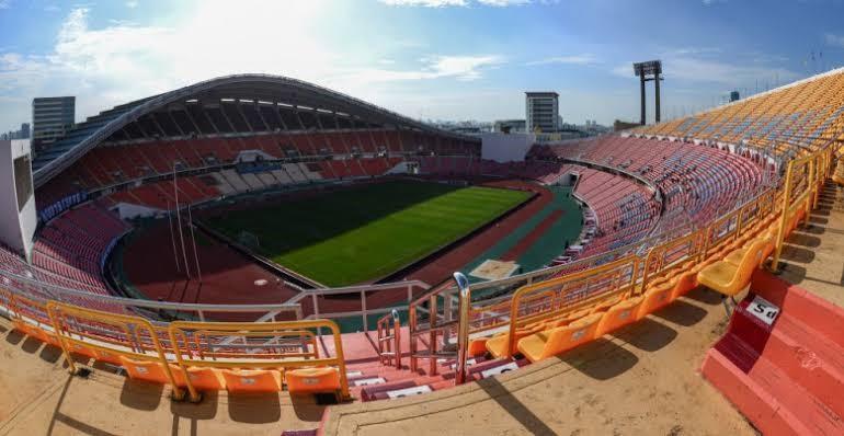 สนามราชมังคลากีฬาสถาน…ความภาคภูมิใจของคนไทย
