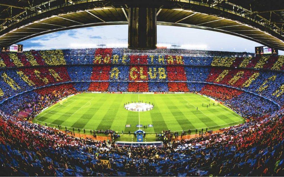 คัมป์ นู ยานแม่ของทีมต่างดาว สนามที่จุแฟนบอลได้มากที่สุดในยุโรป