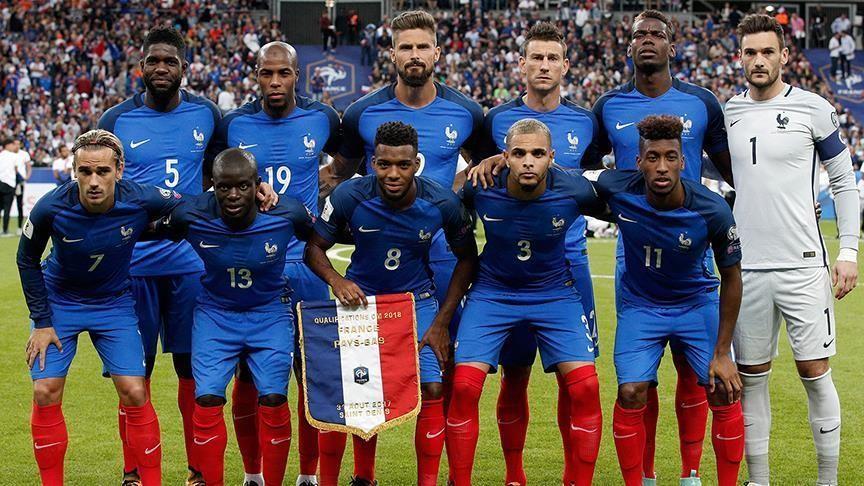 ทีมชาติฝรั่งเศสความร้อนแรงของแชมป์โลก ถูกยกเป็นทีมเต็งในกรุ๊ปออฟ เดธ